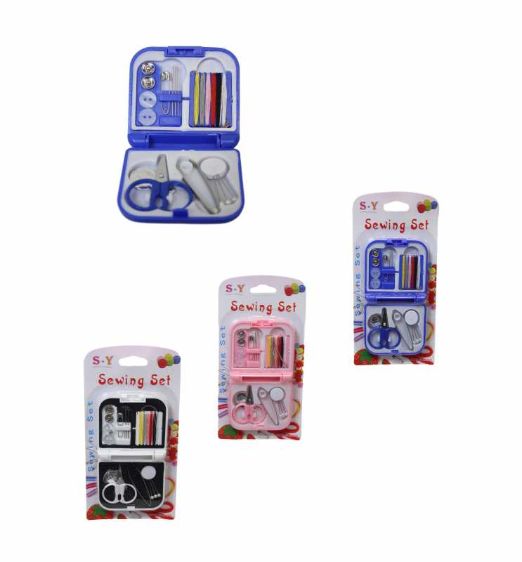 Household Sewing Set Kit Daily Essentials Quick Fix Sewing Kit 13cm 6520 (Large Letter Rate)